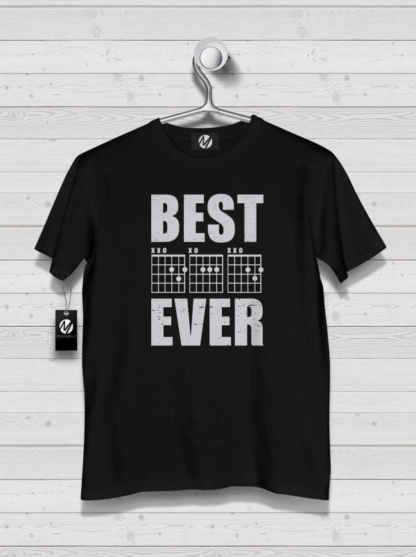 Best Dad Shirt Guitar