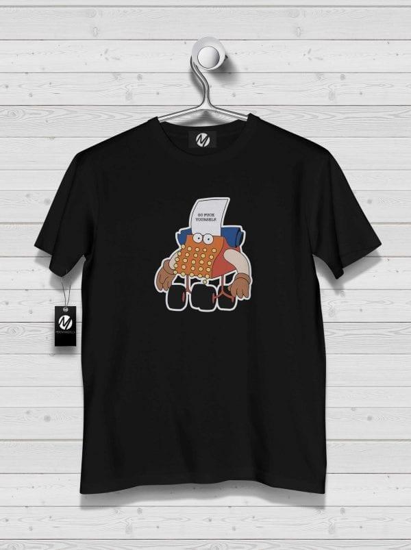 Typewriter muppets shirt