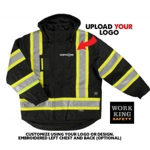 5 in 1 safety jacket