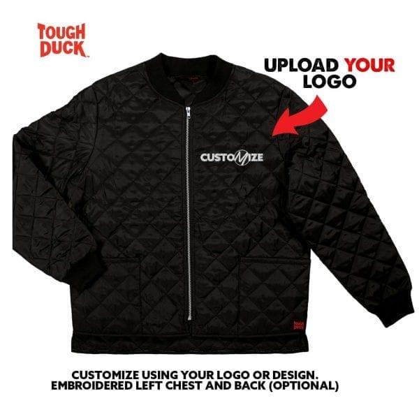 custom freezer jackets