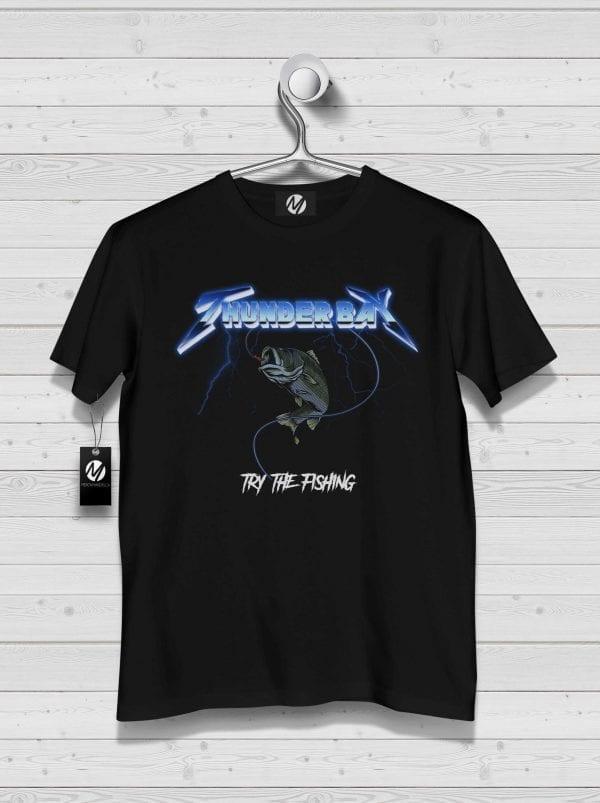 Ride The Lightning Thunder Bay Shirt