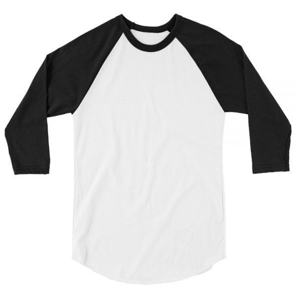 custom Raglan shirt