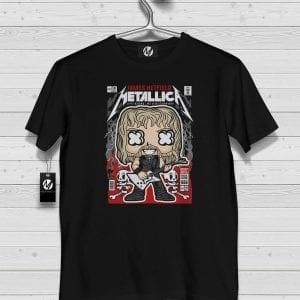 metallica funko shirt