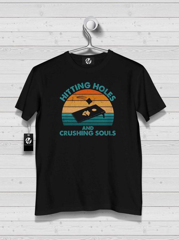 Cornhole Toss Shirt