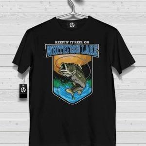 Whitefish Lake Shirt